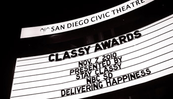 2nd Annual Classy Awards