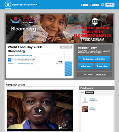 World Food Program - World Food Day thumbnail