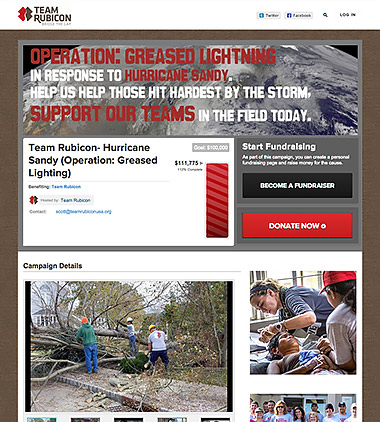Team Rubicon thumbnail