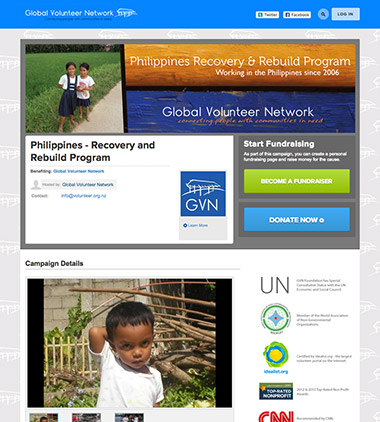 GVN - Philippines Recovery and Rebuild Program thumbnail