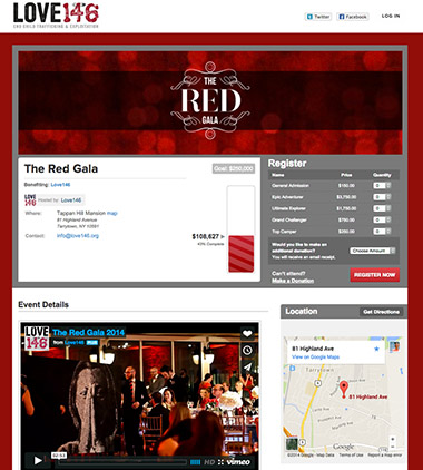Love146 - Red Gala thumbnail