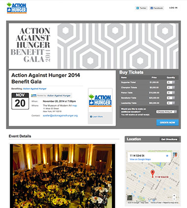 Action Against Hunger thumbnail