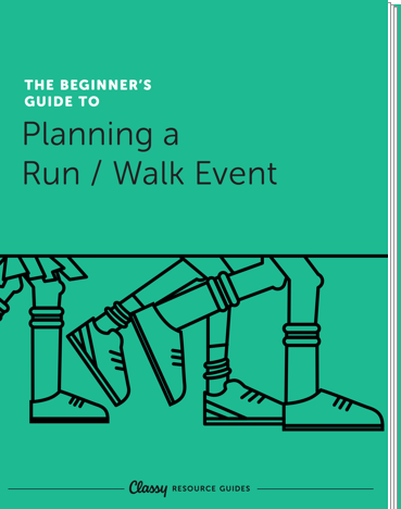 The Beginner's Guide to Planning a Charity Run/Walk Event