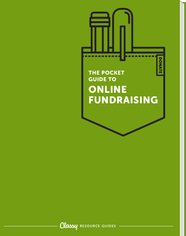 The Pocket Guide to Online Fundraising